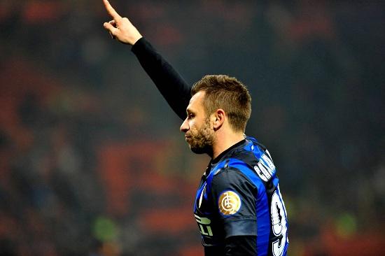 Antonio Cassano sarà il grande ex di Sampdoria-Inter (Infophoto)