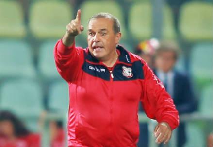 Fabrizio Castori, 61 anni, allenatore del Carpi (INFOPHOTO)