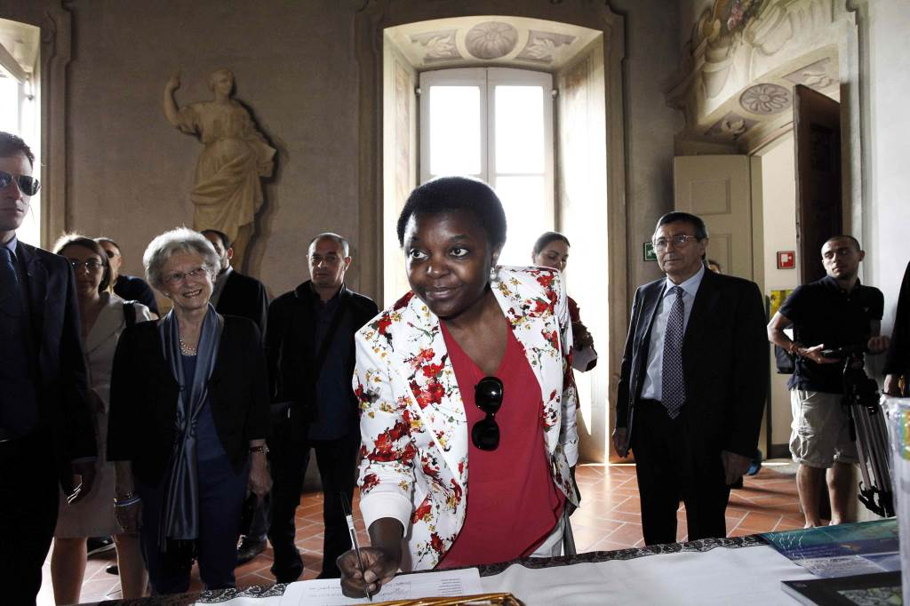 Cecile Kyenge (Foto: Infophoto)