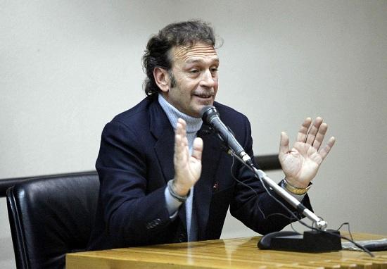 Massimo Cellino, presidente Cagliari (Infophoto)