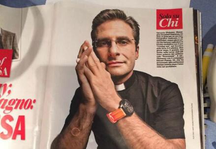 Monsignor Charasma