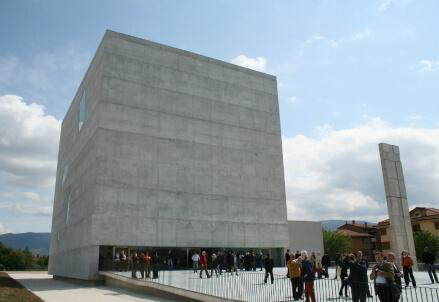 La chiesa di Foligno