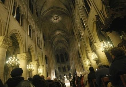 Chiesa di Notre Dame di Parigi (Infophoto)