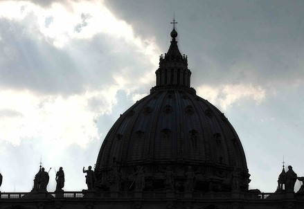 La cupola di San Pietro (Foto: Infophoto)