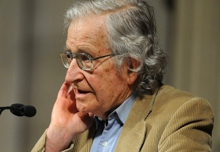 Noam A. Chomsky (InfoPhoto)