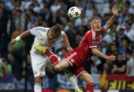 Bastian Schweinsteiger, 29 anni: 108 presenze in nazionale (Infophoto)