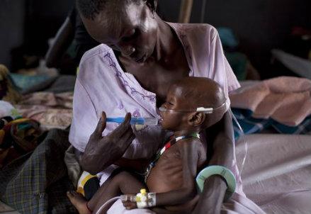 Colera nel Sud Sudan