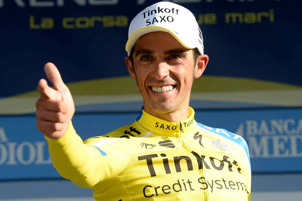 Alberto Contador (Infophoto)