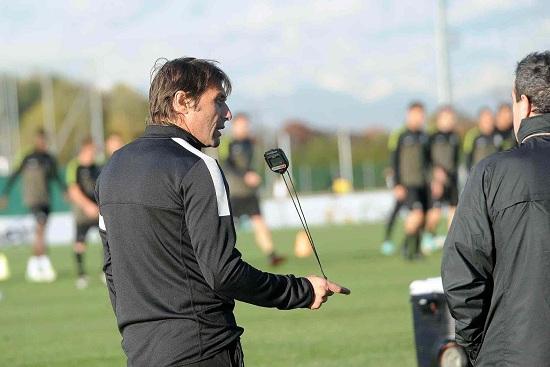 Antonio Conte, 45 anni, allenatore dell'Italia (INFOPHOTO)