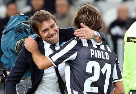 Conte e Pirlo - Infophoto