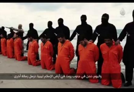I cristiani copti decapitati dall'Isis