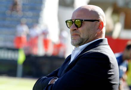 Serse Cosmi, 57 anni, allenatore del Trapani (INFOPHOTO)