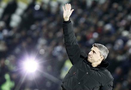 Hernan Crespo, 40 anni, allenatore del Modena (INFOPHOTO)