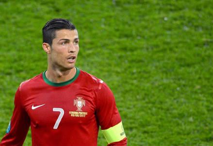 Cristiano Ronaldo (Foto Infophoto)