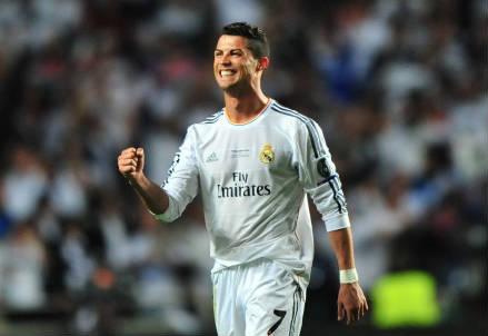 Cristiano Ronaldo (infophoto)