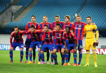 (dall'account Twitter ufficiale @PFC_CSKA_MOSCOW)