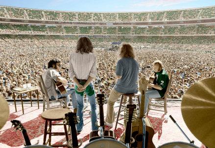 CSNY live 1974
