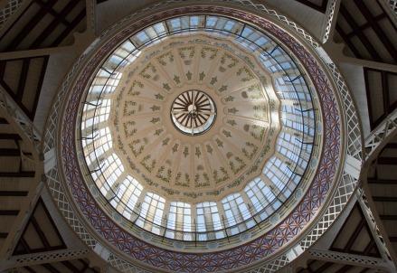 Mercato centrale a Valencia (Infophoto)