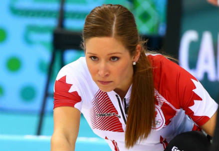 Kaitlyn Lawes, 25 anni, curler canadese