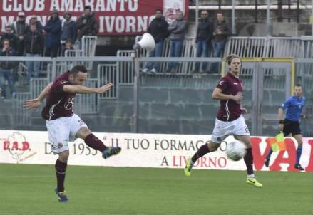 (dalla pagina Facebook ufficiale As Livorno Calcio)