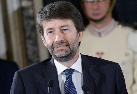 Dario Franceschini (Infophoto)