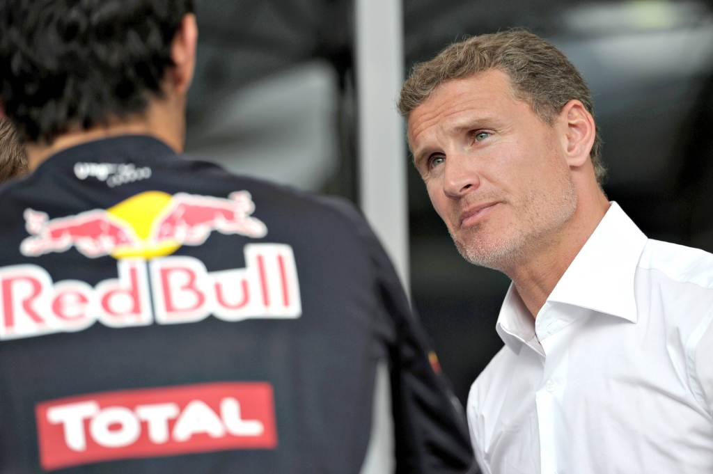 David Coulthard (Foto: Infophoto)