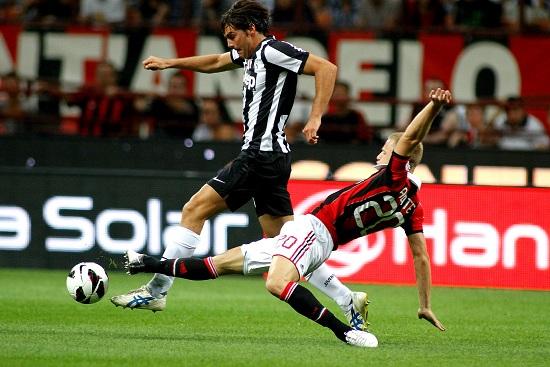 Paolo De Ceglie, terzino Juventus (Foto Infophoto)