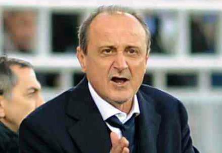 Delio Rossi, allenatore Sampdoria ed ex della partita (Infophoto)