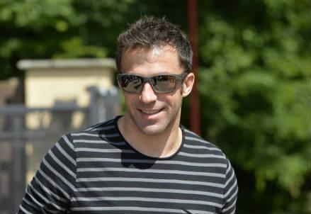 Alessandro Del Piero, 41 anni (INFOPHOTO)