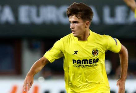 Denis Suarez, 21 anni, trequartista del Villarreal (INFOPHOTO)