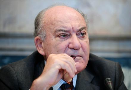 Giuseppe De Rita, presidente del Censis (Infophoto)