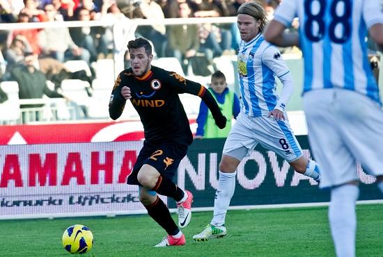 Birkir Bjarnason, nuovo acquisto della Sampdoria (Infophoto)