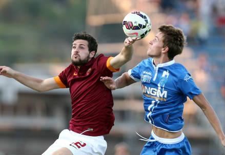 Daniele Rugani, difensore Empoli (Infophoto)