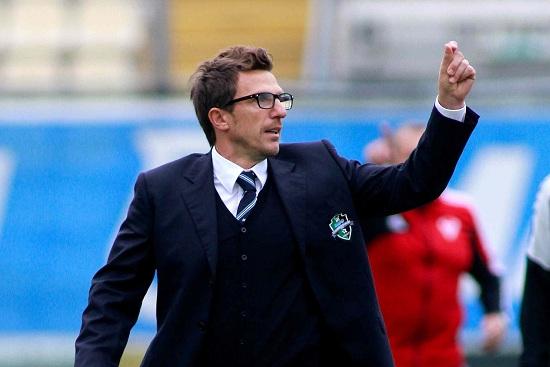 Eusebio Di Francesco: il Sassuolo ha vinto l'ultima edizione (Infophoto)