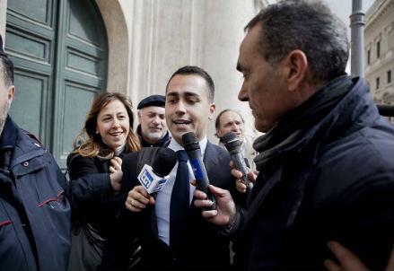 Luigi Di Maio (Infophoto)