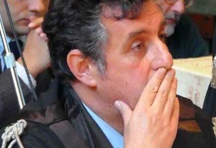 Il pm Nino Di Matteo (Infophoto)