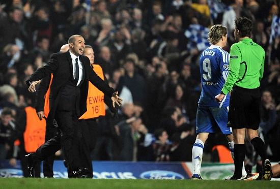 Roberto Di Matteo ai tempi del Chelsea (Infophoto)