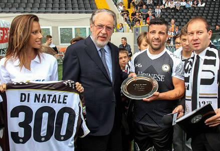 Pozzo, patron Udinese (Foto Infophoto)