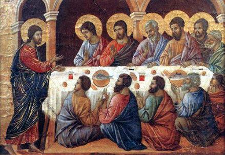 Gesù e i discepoli