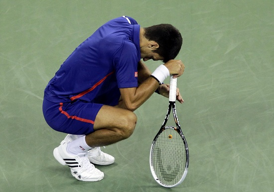 Novak Djokovic, 27 anni (Infophoto)