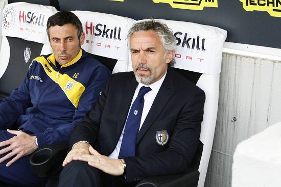 Roberto Donadoni, allenatore del Parma (Infophoto)