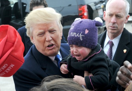 Donald Trump (Infophoto)