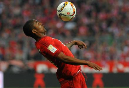 Douglas Costa, 25 anni, attaccante brasiliano del Bayern Monaco (INFOPHOTO)