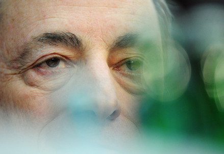 Mario Draghi (Infophoto)