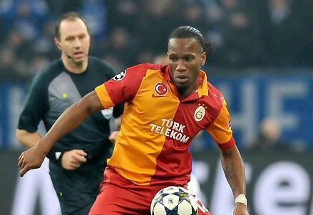 Didier Drogba (Infophoto)