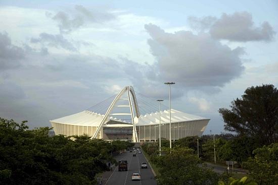 Lo stadio di Durban (Foto: Infophoto)