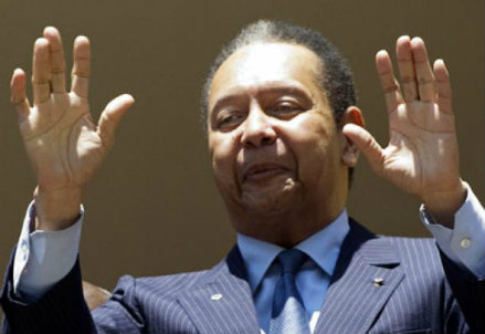 Jean Luc Duvalier