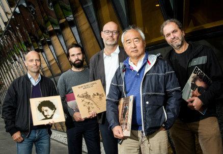 I cinque scienziati impegnati nella sfida