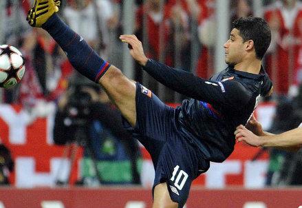 Ederson, all'esordio con la maglia della Lazio (Infophoto)