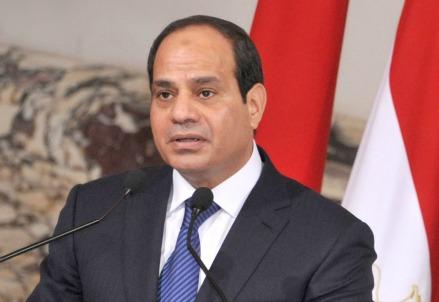 Abdel Fattah al Sisi (Infophoto)